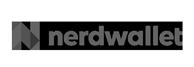 Nerdwallet logo shown as a customer of Office Libations