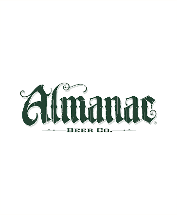 Logo for Almanac Beer Co. delivery to offices in San Francisco Bay Area