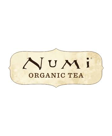 Logo for Numi Organic Tea delivery to offices in San Francisco Bay Area