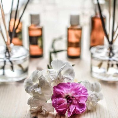 Smells can enhance your work space