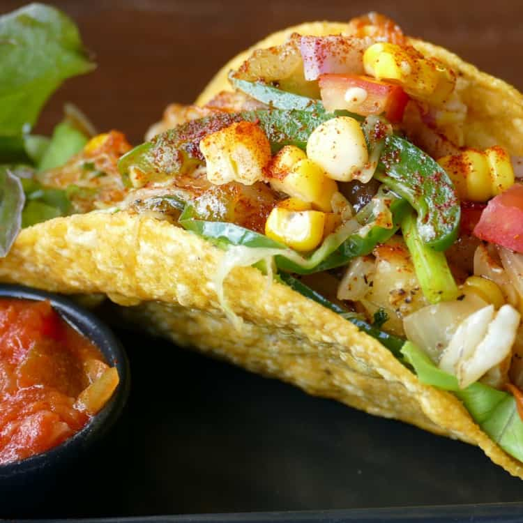 image of Mexican style tacos
