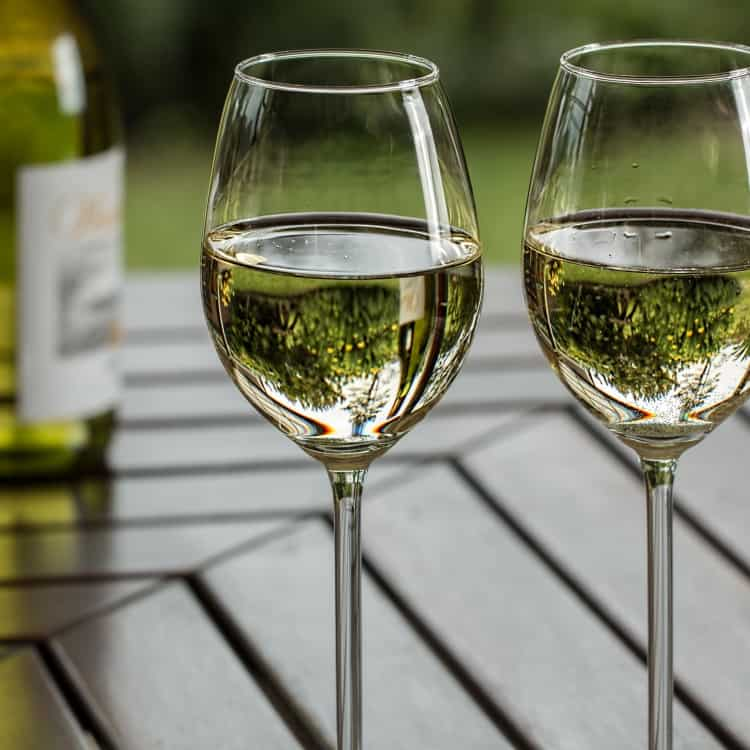 image of Chardonnay white wine