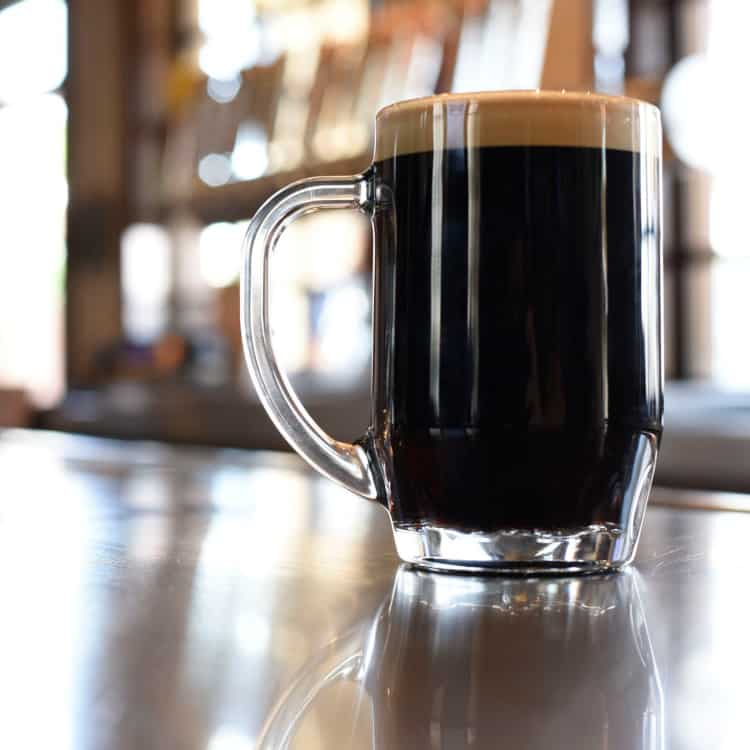 image of dark lager
