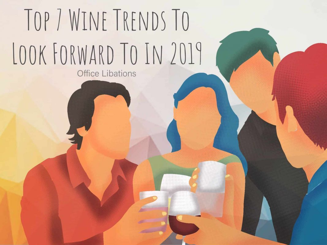 image of wine trends
